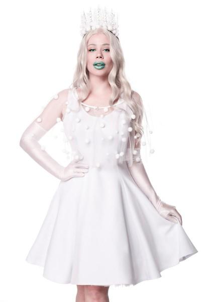 Eisprinzessin Snow Princess Weihnachtskleid