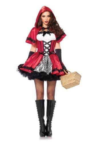 Rotkäppchen sexy Kostüm