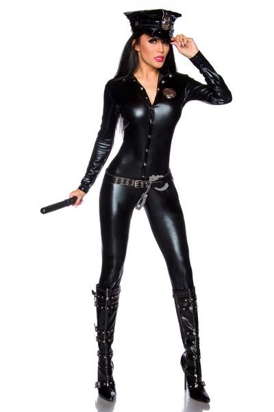 Polizistin Kostüm - sexy Polizistinnen Kostüm,